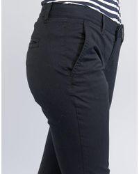 Benetton - Antori Women's Bootcut Jeans In Black - Lyst