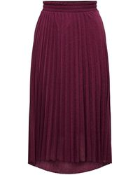 ONLY - Jupes ONLPARADISE PLEATED SKIRT - Lyst