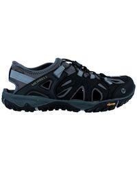Merrell All Out Blaze Zapatillas de Senderismo de Hombre hommes Chaussures en Noir