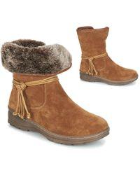 Wildflower - Burriana Mid Boots - Lyst
