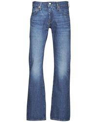 Levi's Jeans Levis 527tm Slim Boot Cut - Blauw
