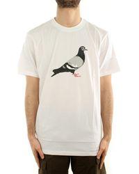 Staple Camiseta 2001C5893 - Blanco