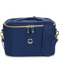 Delsey Beautycases Montrouge Beauty Case - Blauw