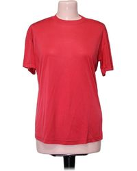 Gerard Darel Top manches courtes - S Blouses - Rouge