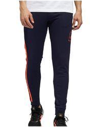 adidas Pantalón chandal - Naranja