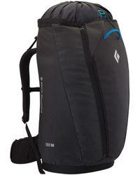 Black Diamond - Creek 50 Women's Backpack In Black - Lyst
