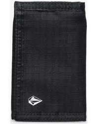 Volcom Nylon Stone Wallet Porte-monnaie - Noir