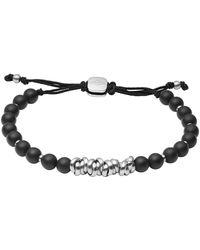 Fossil - Bracelet perles - Lyst