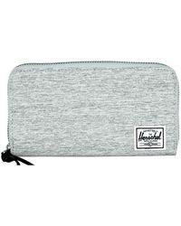 Herschel Supply Co. 1038402041 Women's Purse Wallet In Grey - Gray