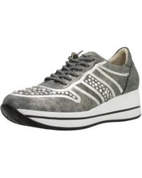 Pitillos - 5631 Women's Shoes (trainers) In Grey - Lyst