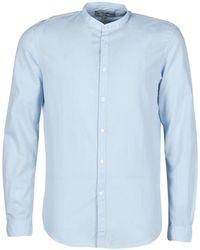 Tom Tailor MAO SHIRT - Azul