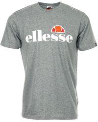 Ellesse SL Prado Tee T-shirt - Gris