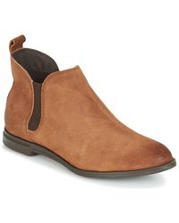 Vero Moda Boots - Marron