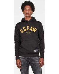 G-Star RAW - D14728 A612 GRAPHIC 14 Sweat-shirt - Lyst