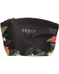 Y Not? Vanity ? Cap-004s0 - Noir