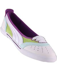 PUMA - Ballerina Sky Women s Shoes (trainers) In White - Lyst 27b7e29f8