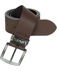Levi's Cintura Pilchuck - Marrone