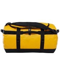 The North Face Base Camp Duffel S Travel Bag - Yellow