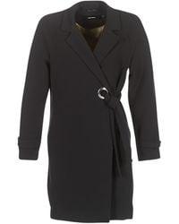 Vero Moda Mantel Vmbette - Zwart