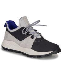 Timberland Sneakers Brooklyn L/f Oxford - Blauw