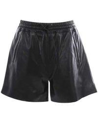 Oakwood Short Taille élastique Pick Short - Noir