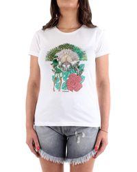 Patrizia Pepe 8M1209/A8U9 T-shirt - Multicolore