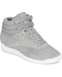 3706fbc9a715 Converse 151170c Women s Shoes (trainers) In Grey in Gray - Lyst