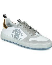 Roberto Cavalli Sneakers 1088 - Bianco