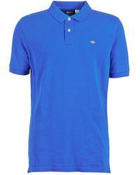 Dockers | Ocean Men's Polo Shirt In Blue | Lyst