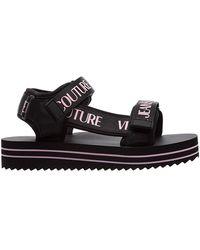 Versace Jeans Couture E0VWASX171937899 Sandales - Noir