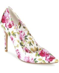 Dune - Bloom Women's Court Shoes In Pink - Lyst