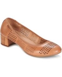 Pikolinos - Saona W8e Women's Court Shoes In Brown - Lyst