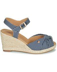 Esprit Sandales - Bleu
