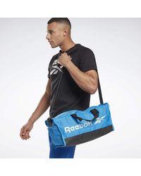 Reebok Sac de sport Sac de sport Training Essentials Grip - Petit - Bleu