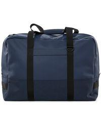 Rains Reistas Luggage Bag - Blauw