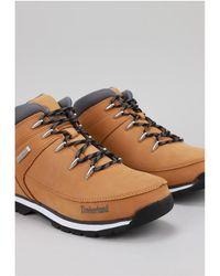 Timberland Zapatillas altas - Amarillo