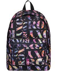 Roxy - Mochila Women's Backpack In Black - Lyst