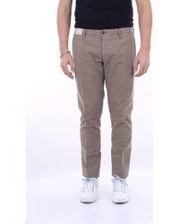 Incotex Pantalon 11S1049665S - Vert