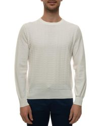 Canali C0012-MK01131001 Pull - Gris