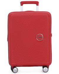 Samsonite Reiskoffer American Tourister 001 Soundbox Spinner 5520 Tx - Rood