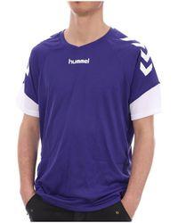 Hummel 400CHVIB T-shirt - Violet