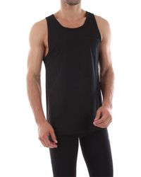 Calvin Klein - Camiseta de tirantes con paneles de malla - Lyst