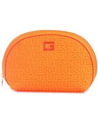 Guess Trousse PWCARIP0270 - Orange
