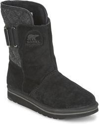 Sorel Laarzen Newbie - Zwart
