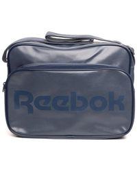 Reebok Cl Roy Shoulder Women's Shoulder Bag In Blue