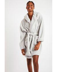 Banana Moon ZARELA PILO Pyjamas / Chemises de nuit - Gris