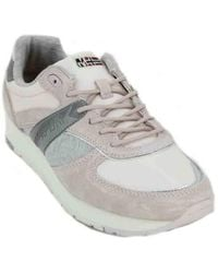 Napapijri - Rabina Trainers For Women Women's Shoes (trainers) In Pink - Lyst