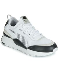 PUMA Lage Sneakers Rs-0 Core - Wit