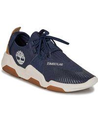 Timberland Sneakers Earth Rally Flexiknit Ox - Blauw