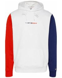 Tommy Hilfiger - Colour block Sweat-shirt - Lyst